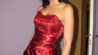 Wieczorowa, Balowa suknia na sylwestra