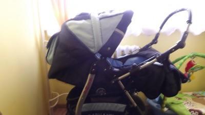 Wielofunkcyjny wózek BABY LUX