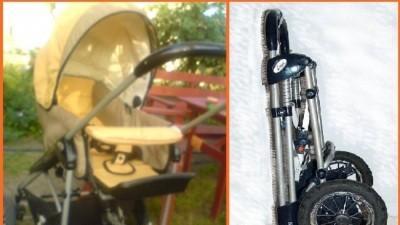 Wielofunkcyjny Wózek FOKUS firmy DELTIM w bardzo dobrym stanie