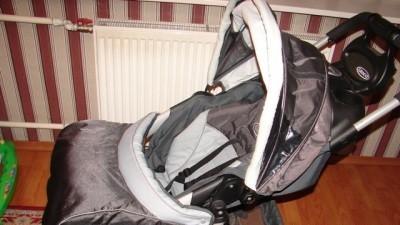 Wielofunkcyjny wózek Graco jak nowy