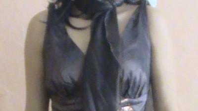 witam :)  dzis polecam piekną brązową suknie !!!!!