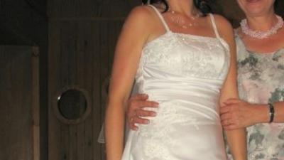 Witam serdecznie wszystkie Panny Młode poszukujące swojej wymarzonej sukni ślubn