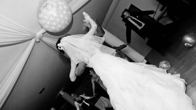 Wjątkowa suknia ślubna