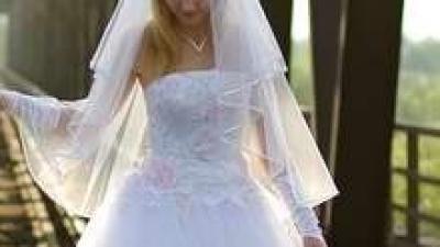 włoska suknia ślubna
