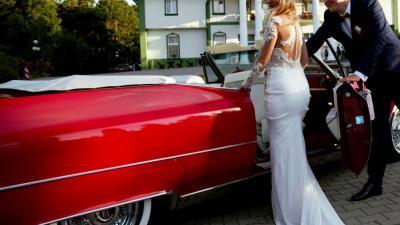 Włoska suknia slubna Lorenzo Rossi