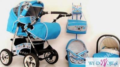 Wózeczek maked 3w1 fotelik gratis!
