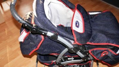 wózek 2 funkcyjny Polo Max Krasnal