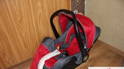 Wózek 2w1 Adamex Nitro, karuzela, fotelik, gratisy
