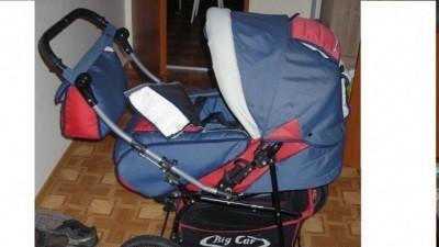 Wózek 3-funkcyjny firmy MIKADO
