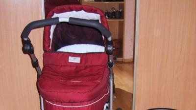 Wózek 3 w 1 IMPLAST DRIVER 4 xl *gondola * spacerówka *nosidełko: idealny stan