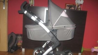 Wózek ABC design 4 tec