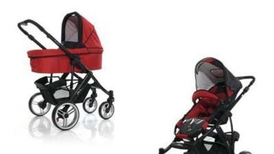Wózek ASTRO ABC Design gondola + spacerówka
