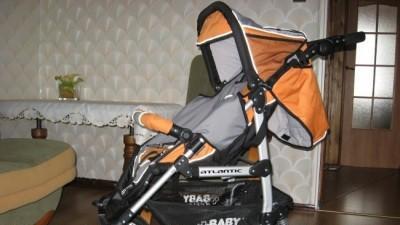 Wózek Baby Design Atlantic