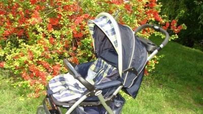 Wózek Baby Dreams Sprint