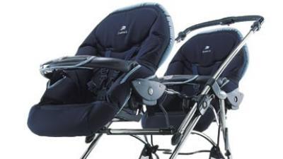 Wózek bebe confort twin club dla 1, a nawet 3 dzieci OKAZJA!!!!