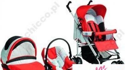 Wózek Chicco Trio Enjoy