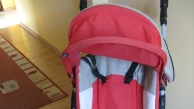 Wózek dziecięcy spacerówka + gondola