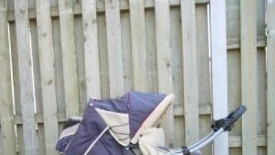 wózek głeboki/ spacerowy