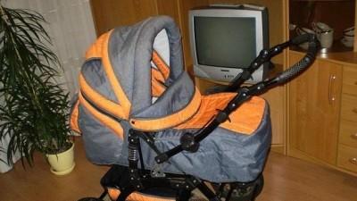 Wózek głeboko-spacerowy