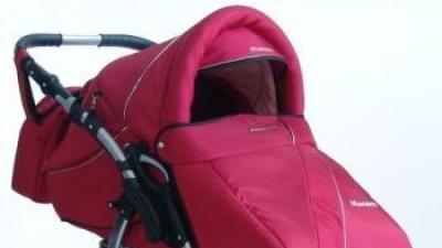 Wózek głęboko-spacerowy Murano Bebetto