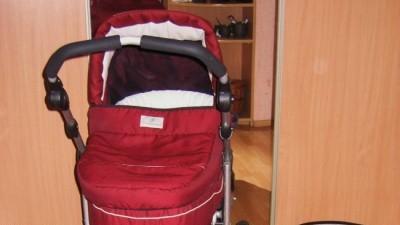 Wózek IMPLAST DRICER 4 xL ; 3 w 1 *gondola *spacerówka *nosidełko