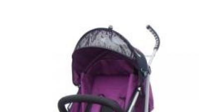 wózek milly mally fioletowy gwarancja