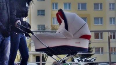 Wózek NAVINGTON CARAVEL 2w1 Spacerówka + gondola + gwarancja