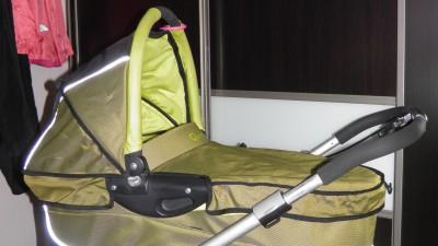 Wózek Quinny Speedi 2w1
