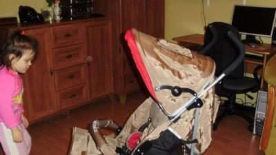 wózek-spacerówkę