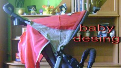 wózek spacerowy baby desing możliwość wysyłki