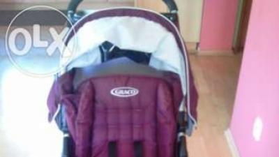 Wózek spacerowy GRACO Mirage Plum