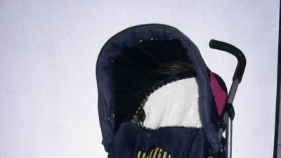 Wózek spacerowy HAUCK parasolkka
