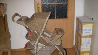 Wózek sportowy GRACO