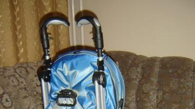 Wózek - terenowa spacerówka parasolka - Baby Welt