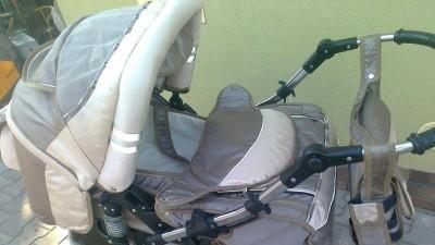 Wózek wielofunkcyjny. Jak nowy