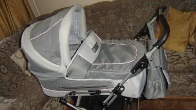 Wózek wielofunkcyjny Jedo Bartatina na pasach