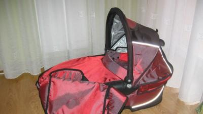 Wózek wielofunkcyjny Quinny Speedi czerwony