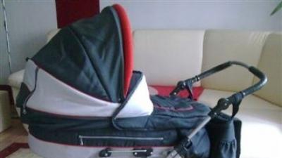 Wózek wielofunkcyjny w idealnym stanie