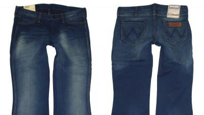 WRANGLER.Nowe jeansy.