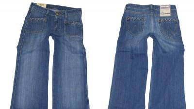 WRANGLER. Nowe spodnie damskie model UMA 31/34