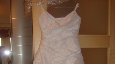 Wspaniała suknia firmy Agnes
