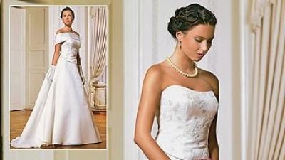 """Wspaniała suknia ślubna z salonu """" Margarett"""""""