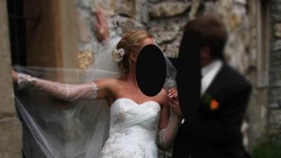 WSPANIAŁA Suknia w stanie IDEALNYM + DODATKI!!!cena 1400zl