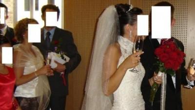 Wyjątkowa, bardzo kobieca, hiszpańska suknia ślubna PRONOVIAS Laris