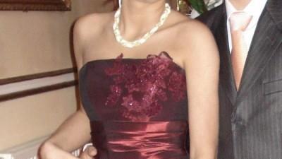 Wyjatkowa, piekna suknia na wesele/studniowke/bal z salonu sukien slunych Sophia