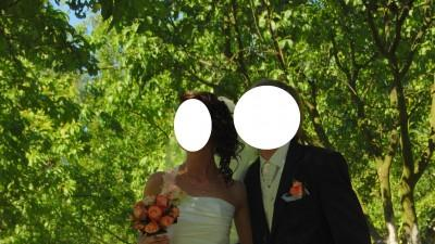 Wyjątkowa suknia ślubna!