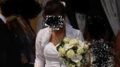 Wyjątkowa suknia ślubna