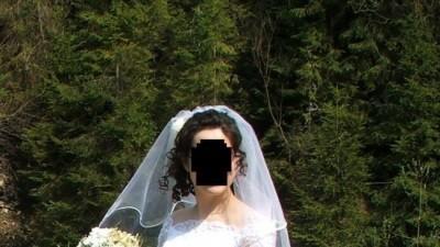 wyjątkowa suknia ślubna firmy MARGARETT 36/38