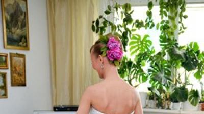 Wyjątkowa suknia ślubna MIA SOLANO