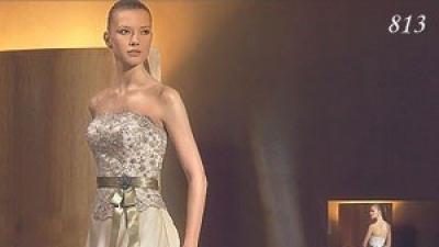 Wyjątkowa suknia slubna - model Atelier Diagonal 813